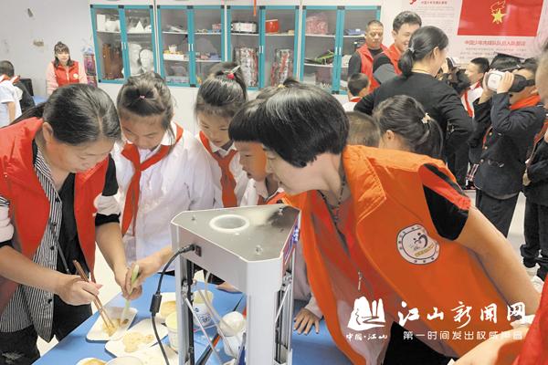 志愿服务到校园