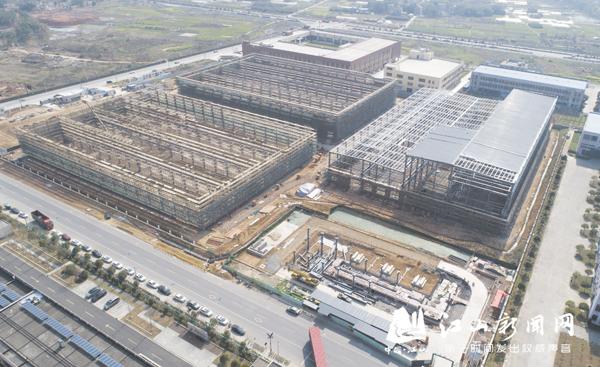 科润产业园建设加速推进