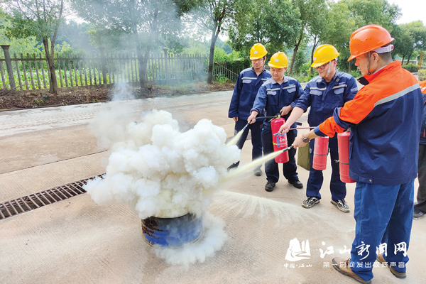 提高消防应急能力